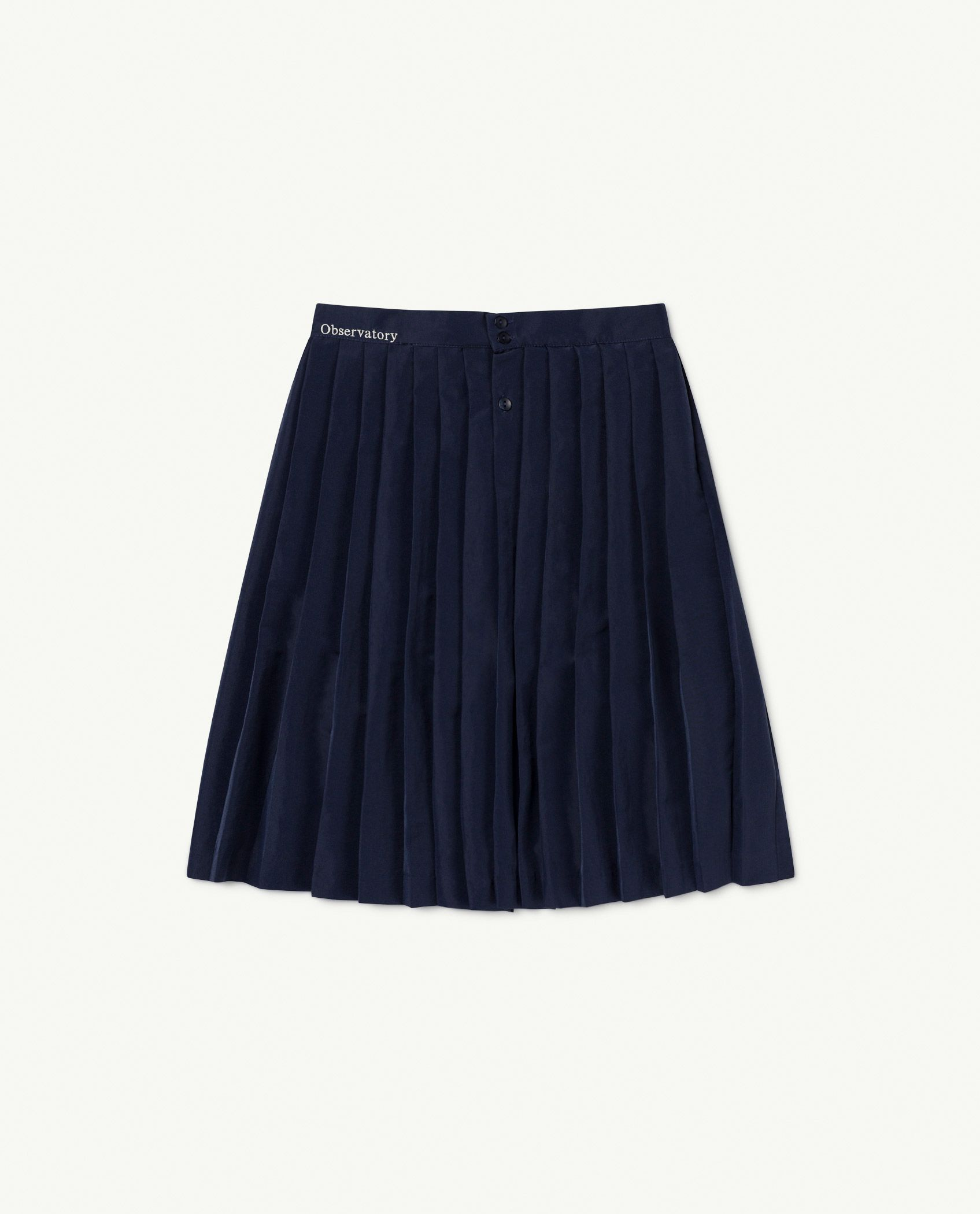 Navy The Animals Cat Skirt img-2