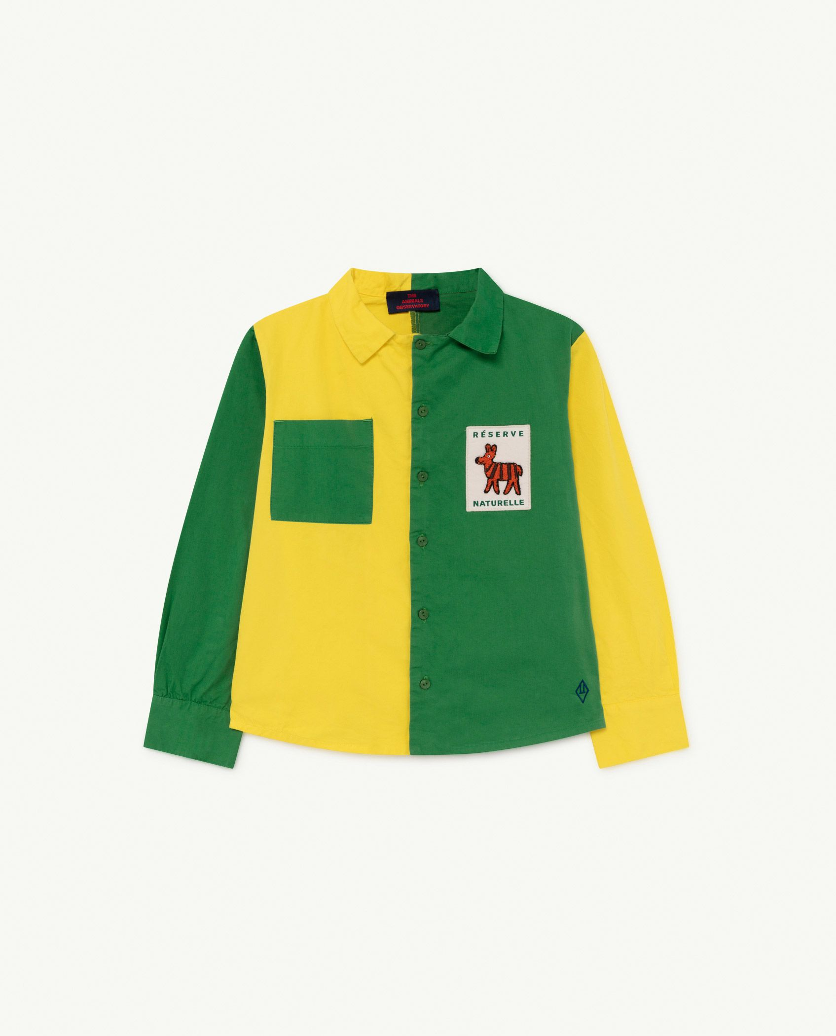 Bicolor Reserve Wolf Shirt img-1