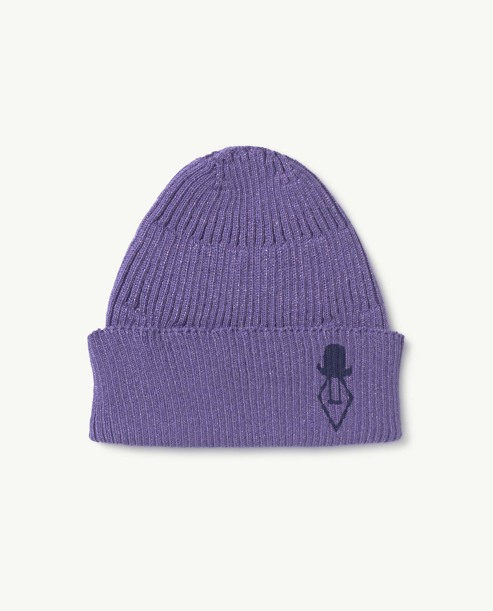 Purple Logo Pony Hat img-1