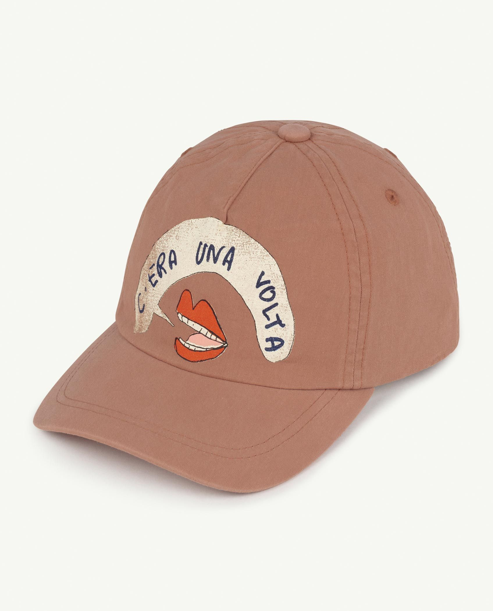 Brown Mouth Hamster Cap img-1