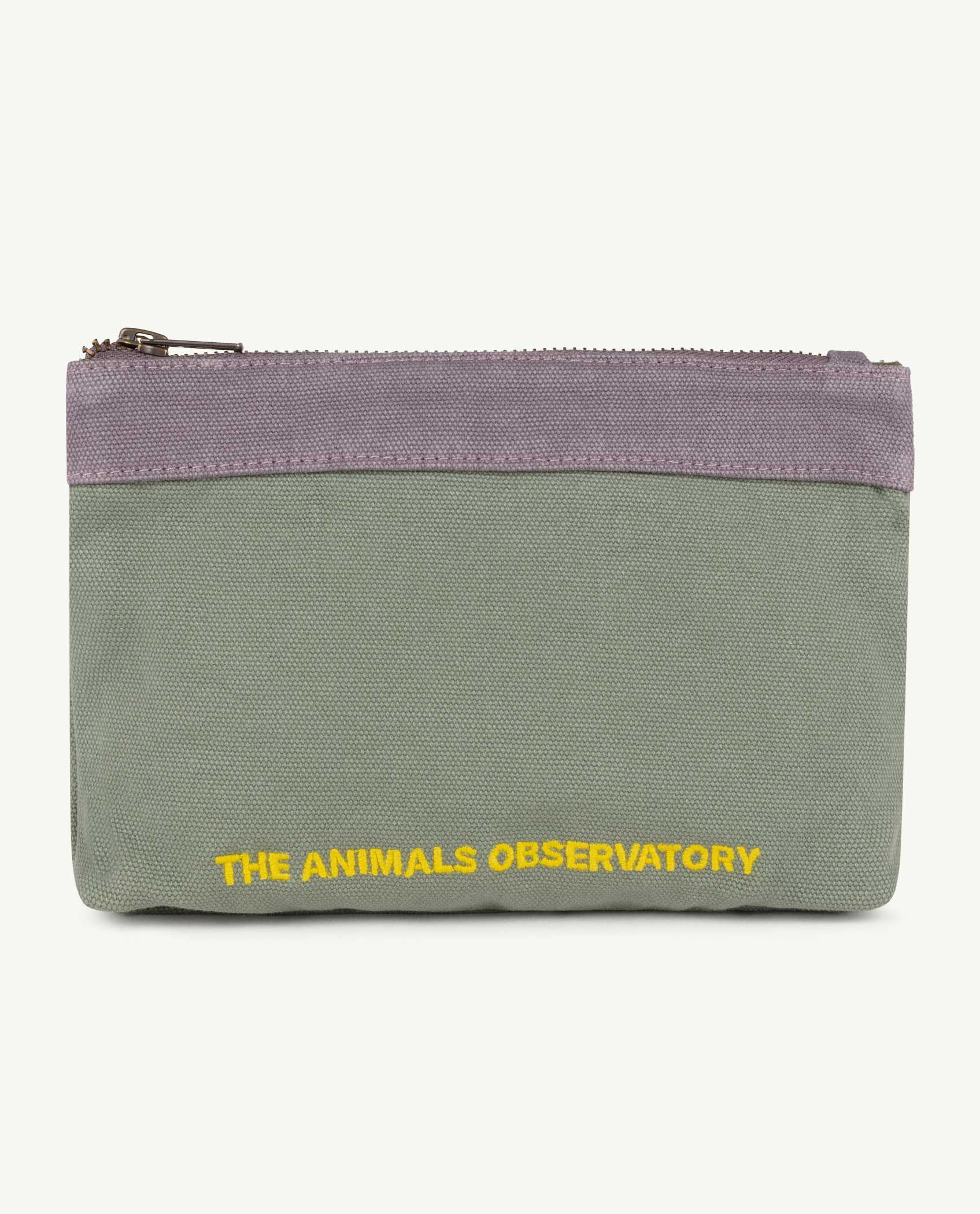 Military Green The Animals Purse img-1