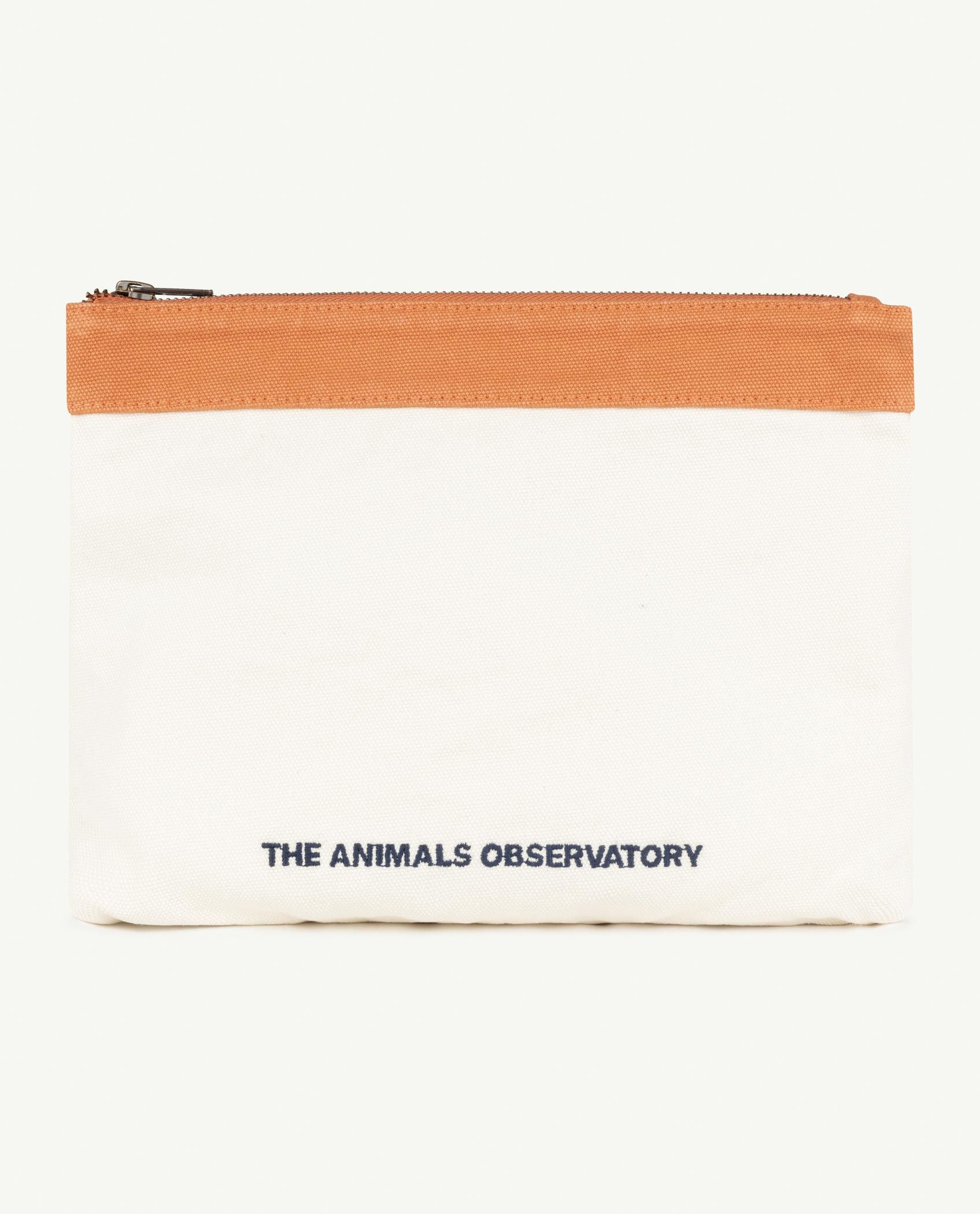 White The Animals Pouch img-1