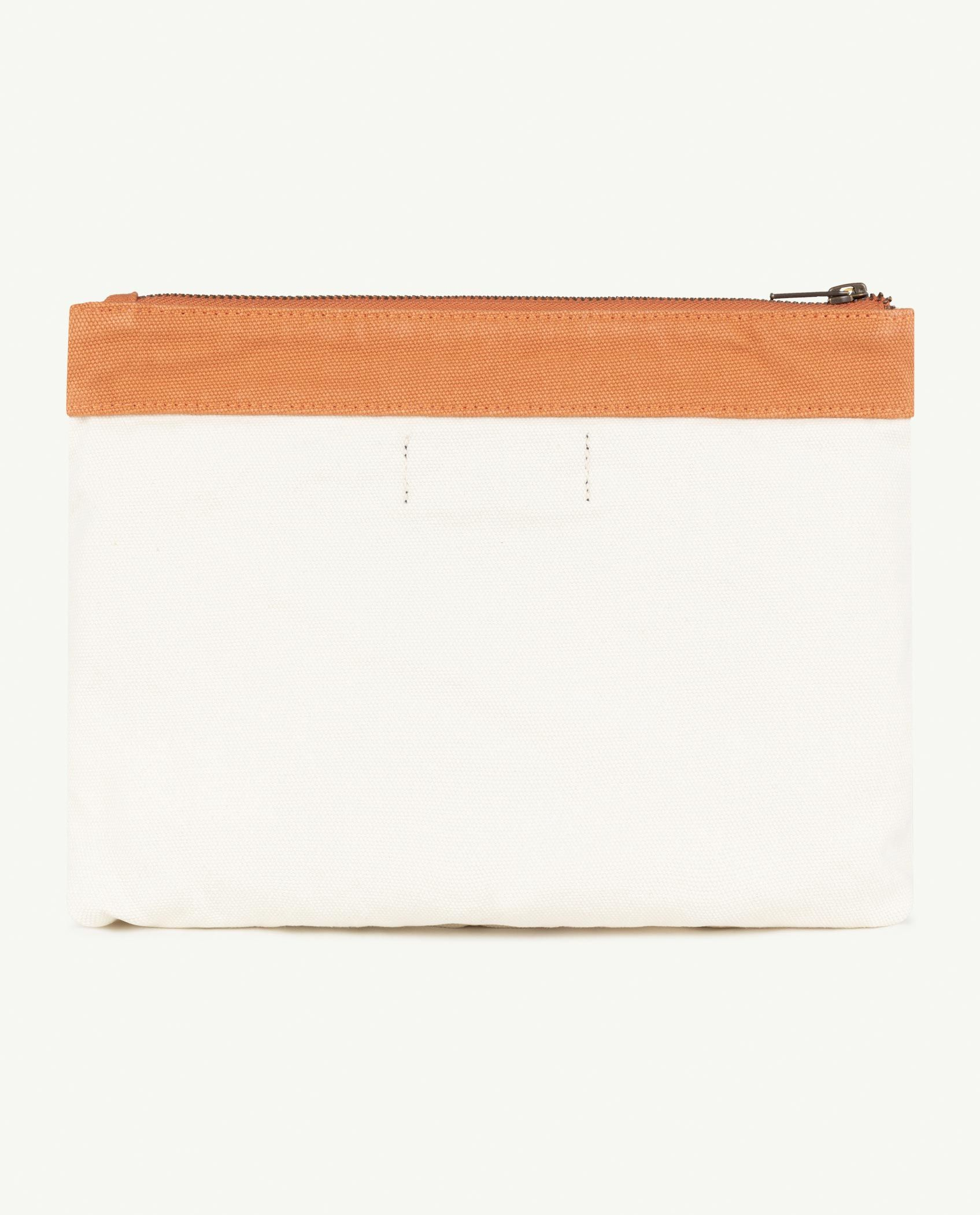 White The Animals Pouch img-2