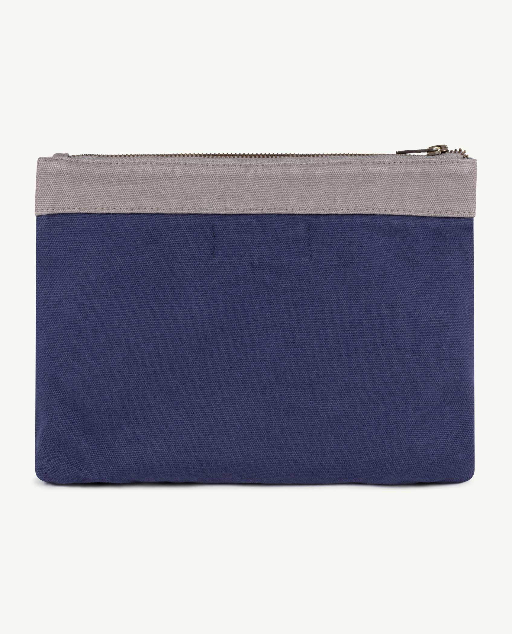 Navy The Animals Pouch img-2