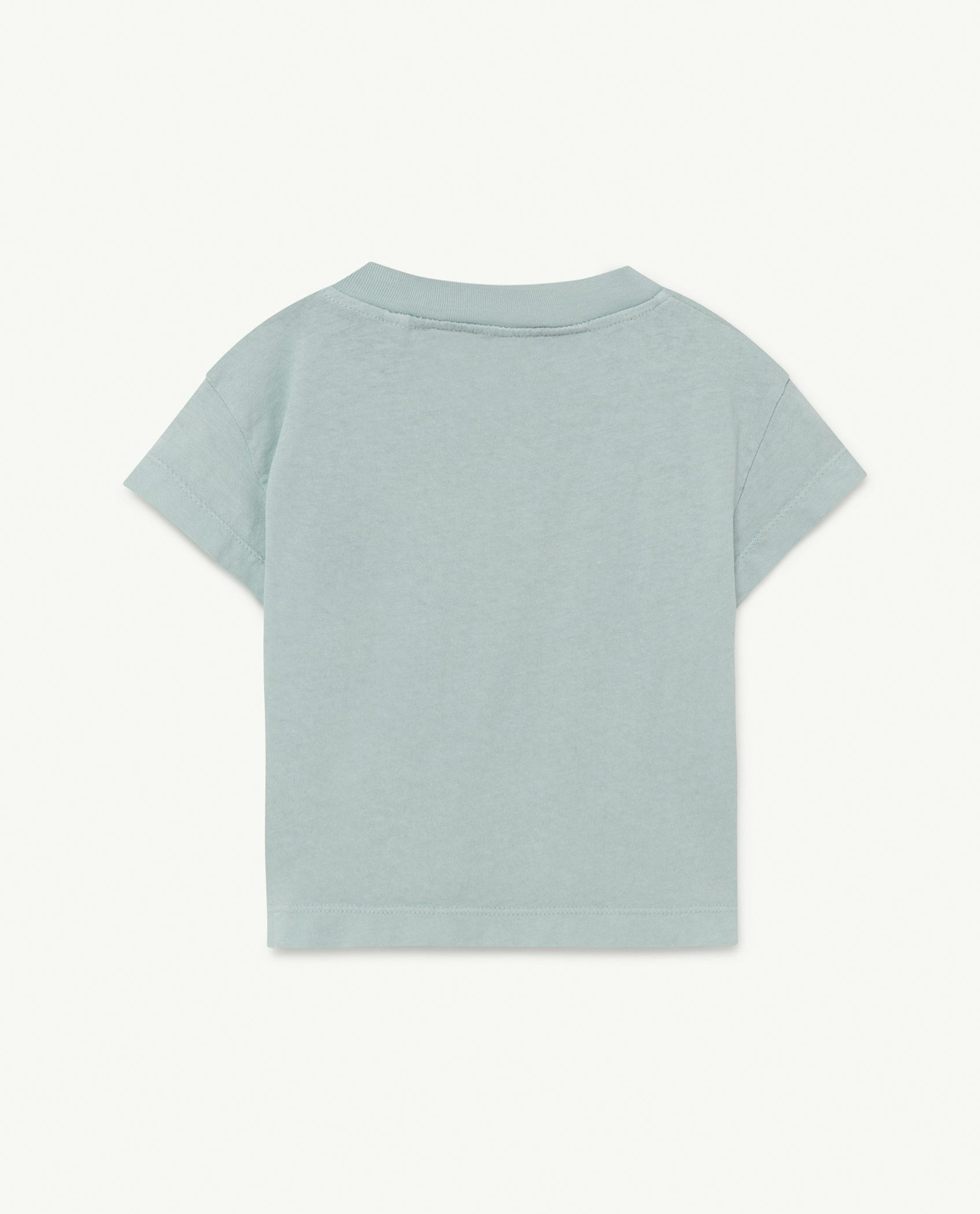 Blue Lindo Rooster Baby T-shirt img-2