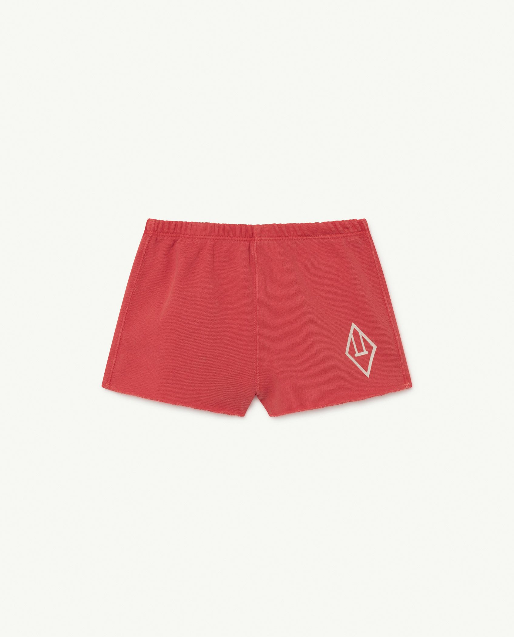 Red Logo Hedgehog Baby Trousers img-1