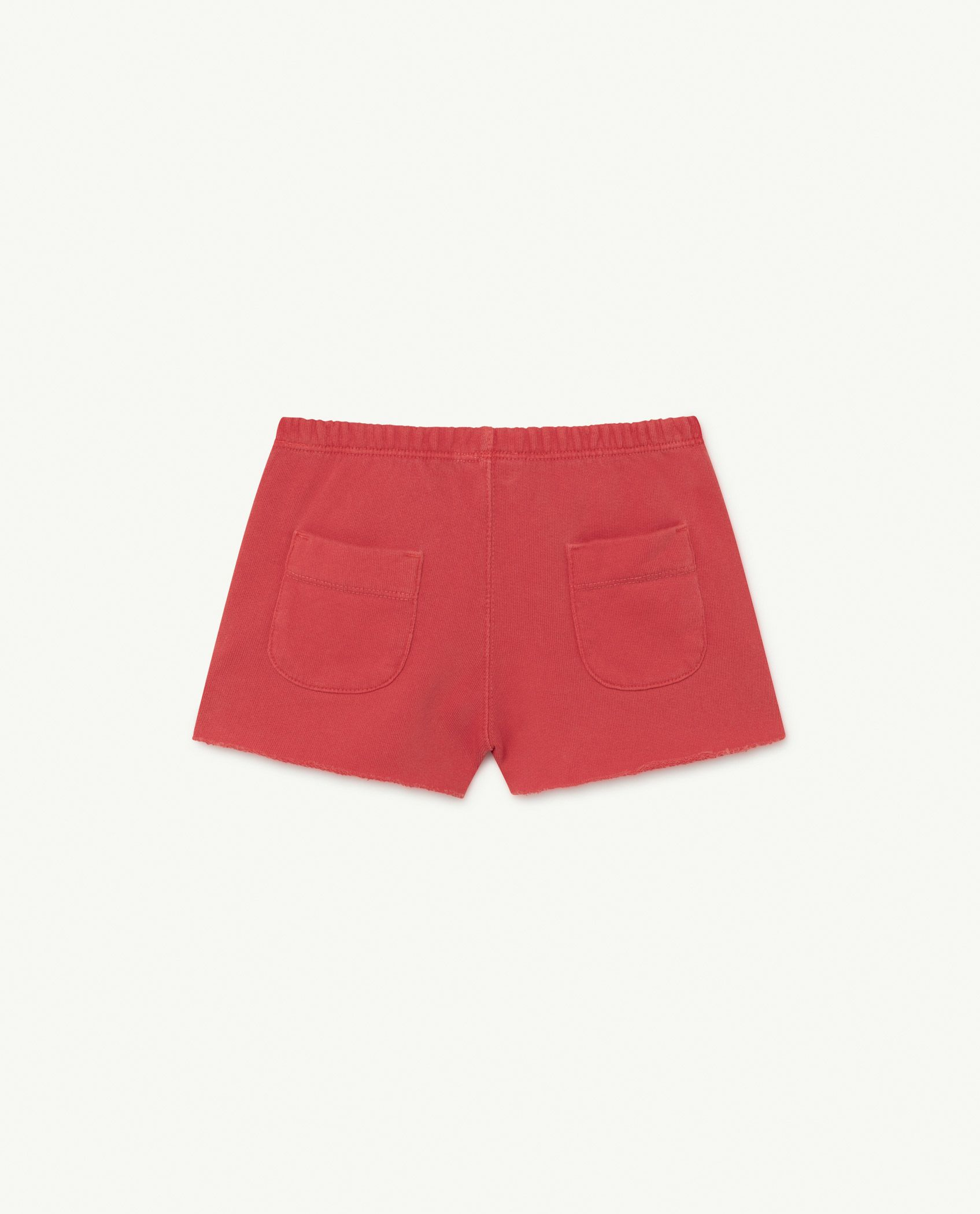 Red Logo Hedgehog Baby Trousers img-2