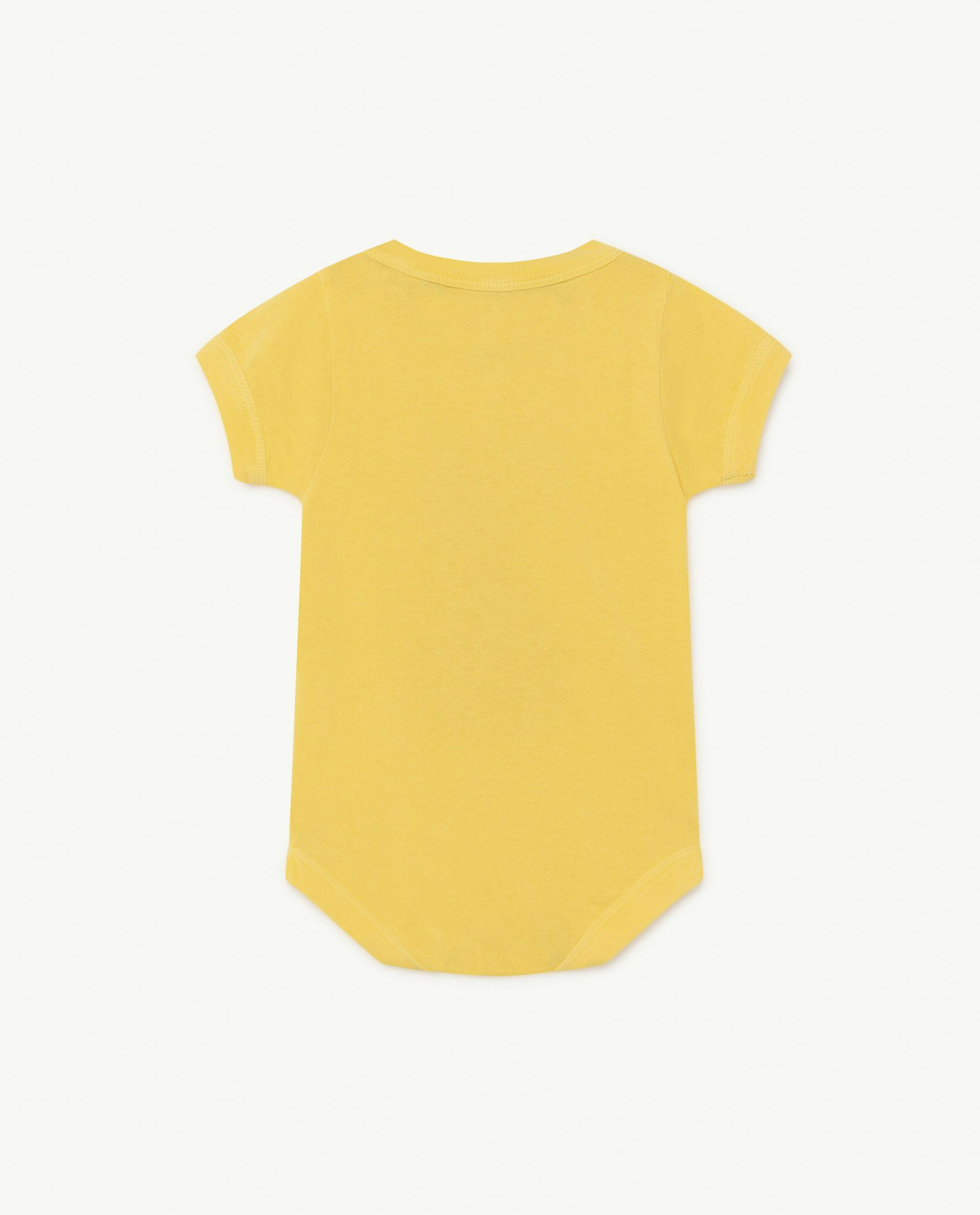 Soft Yellow Peanut Chimpanzee Baby Body img-2