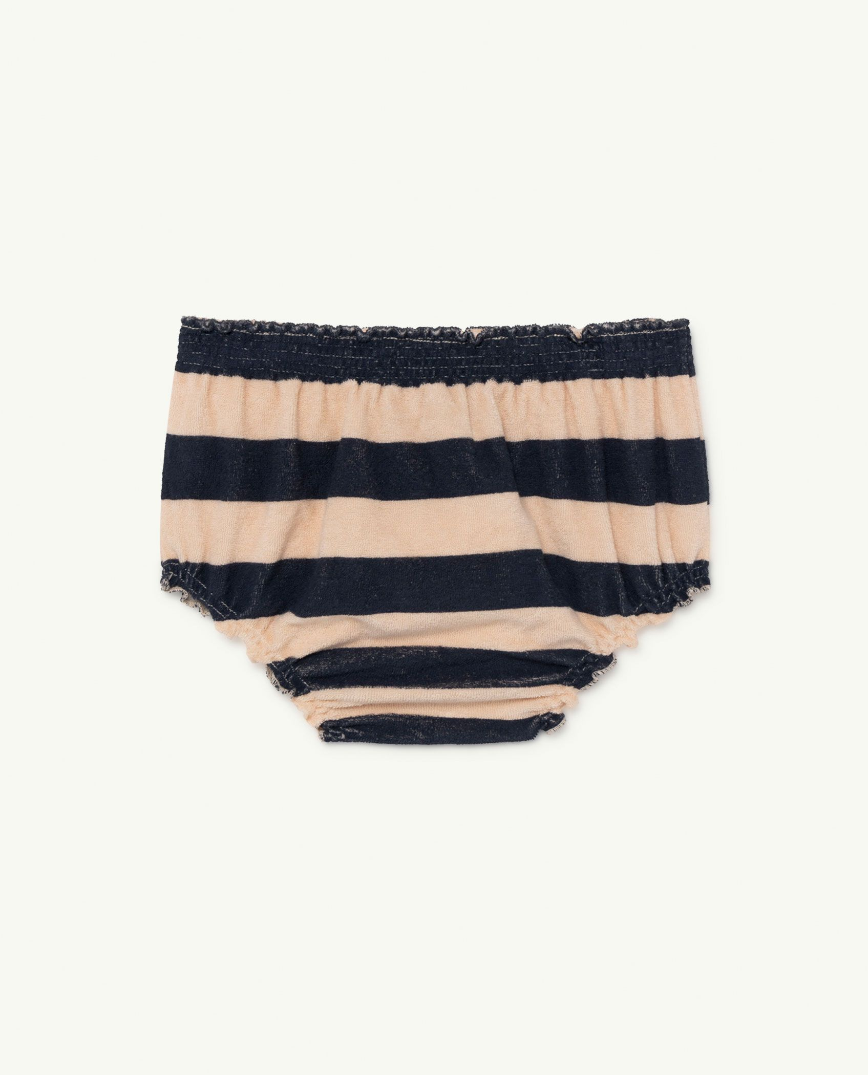 Peachy Stripes Toads Baby Culotte img-2