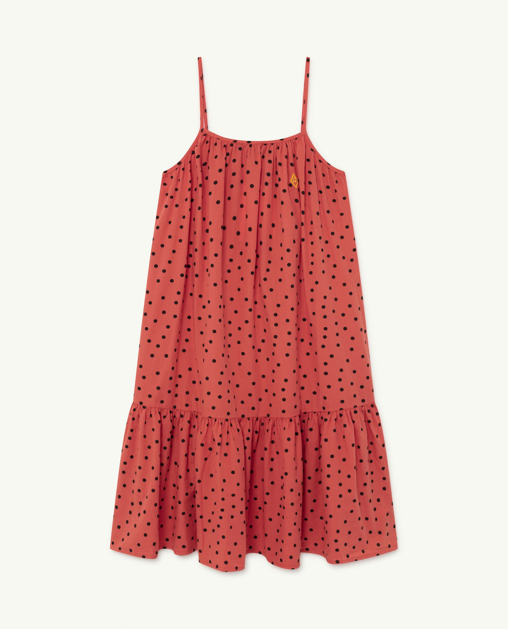 Red Dots Firefly Dress img-1