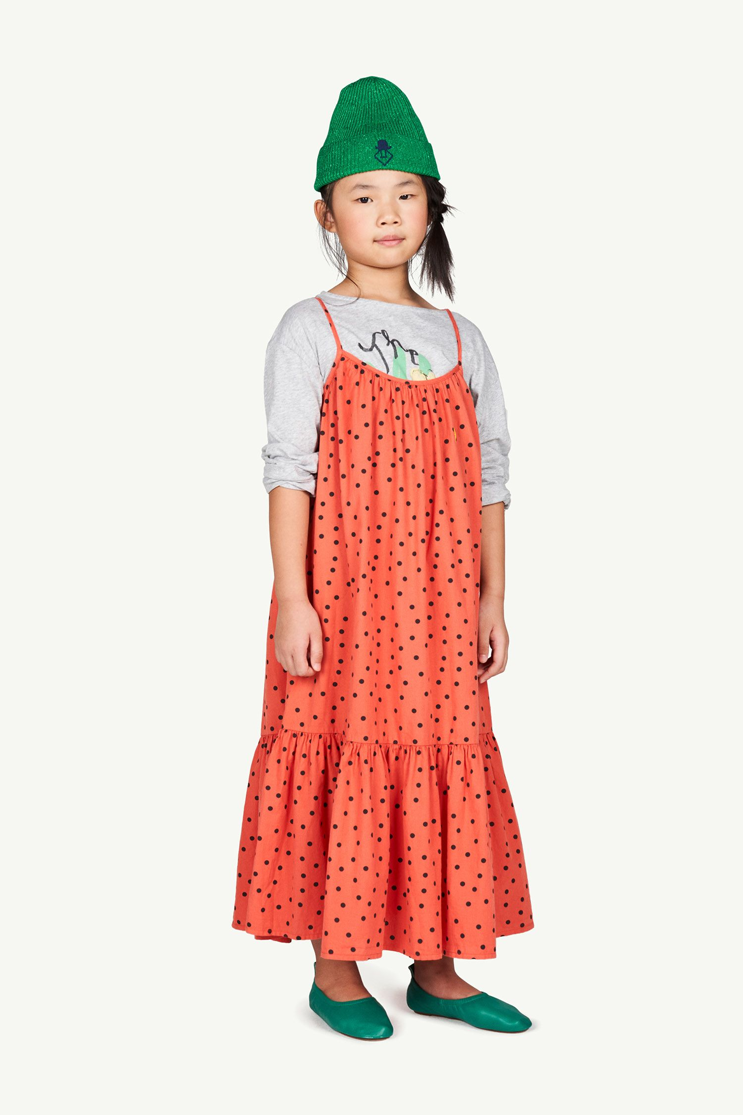 Red Dots Firefly Dress img-4