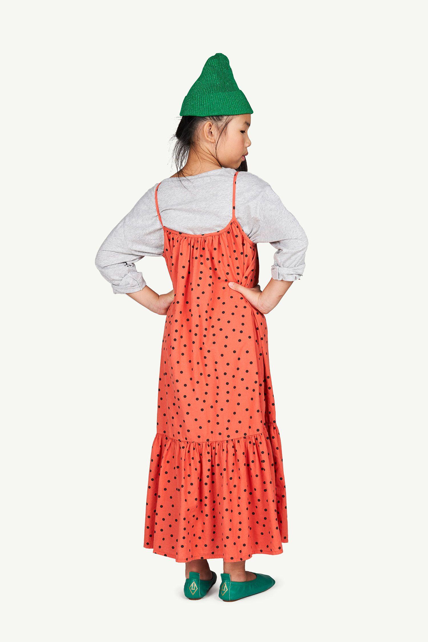 Red Dots Firefly Dress img-6