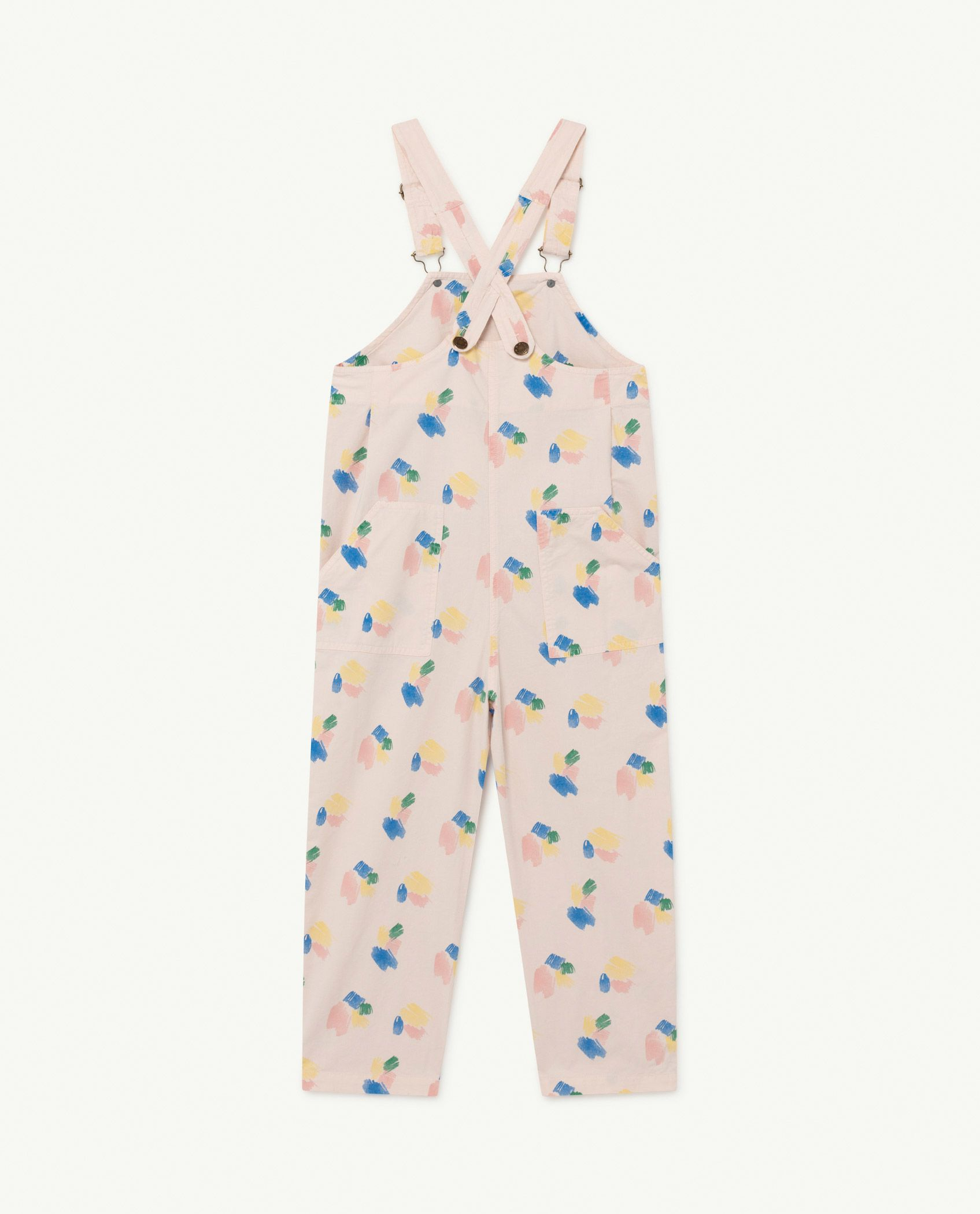 Pink Strokes Mammoth Jumpsuit img-2
