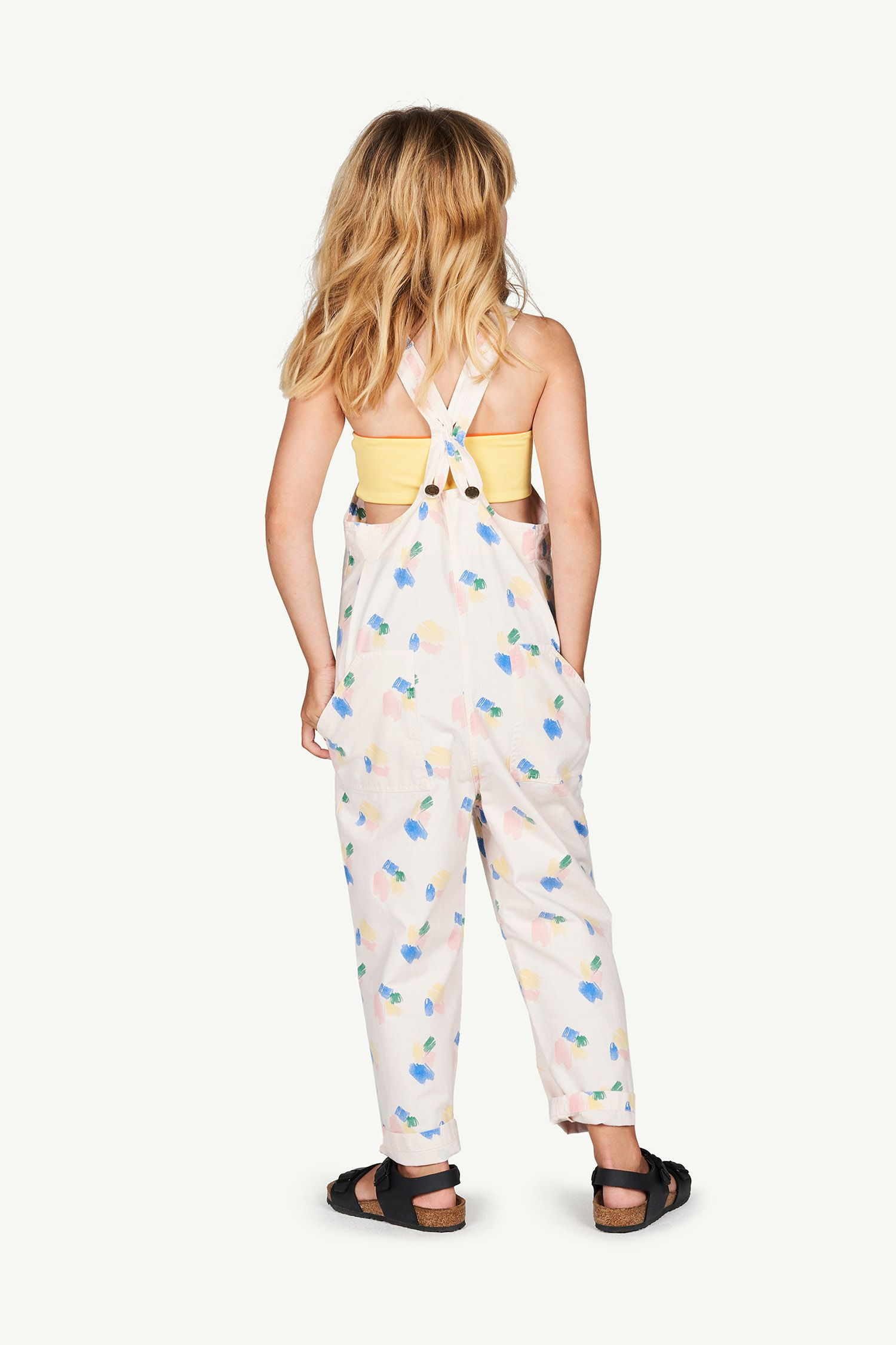 Pink Strokes Mammoth Jumpsuit img-6