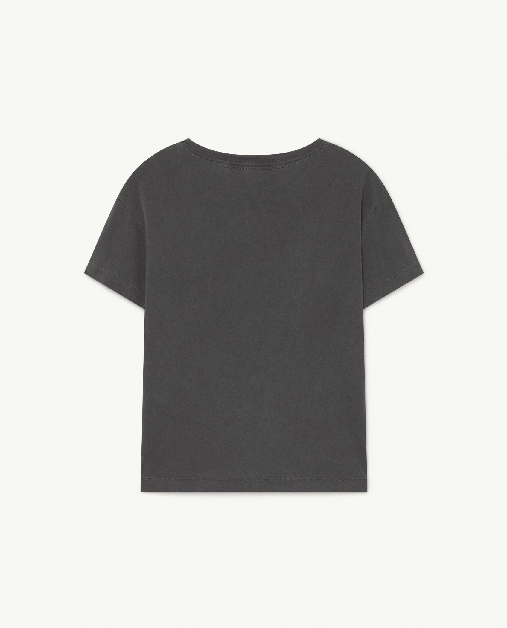 Soft Black Rooster T-Shirt img-2