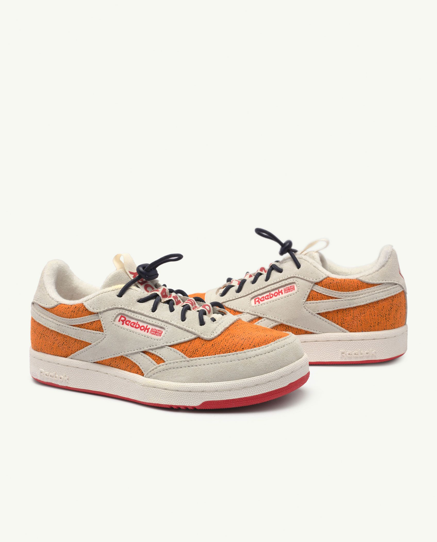 Reebok Club C Revenge Kids x The Animals Observatory Raw White img-1