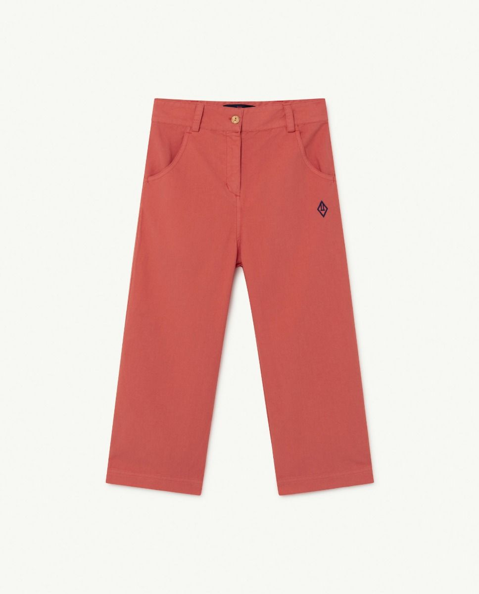 Red Logo Porcupine Trousers img-1