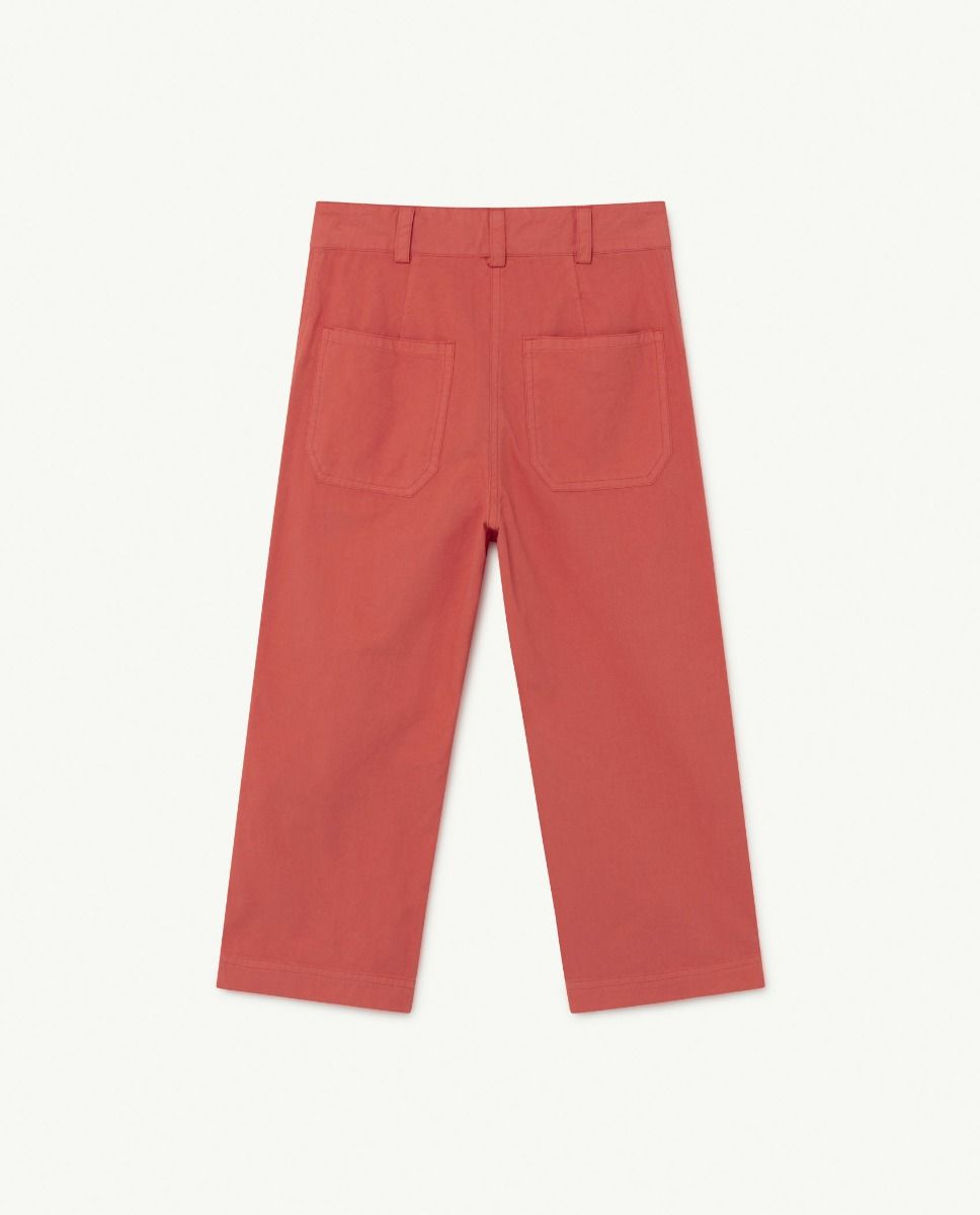 Red Logo Porcupine Trousers img-2