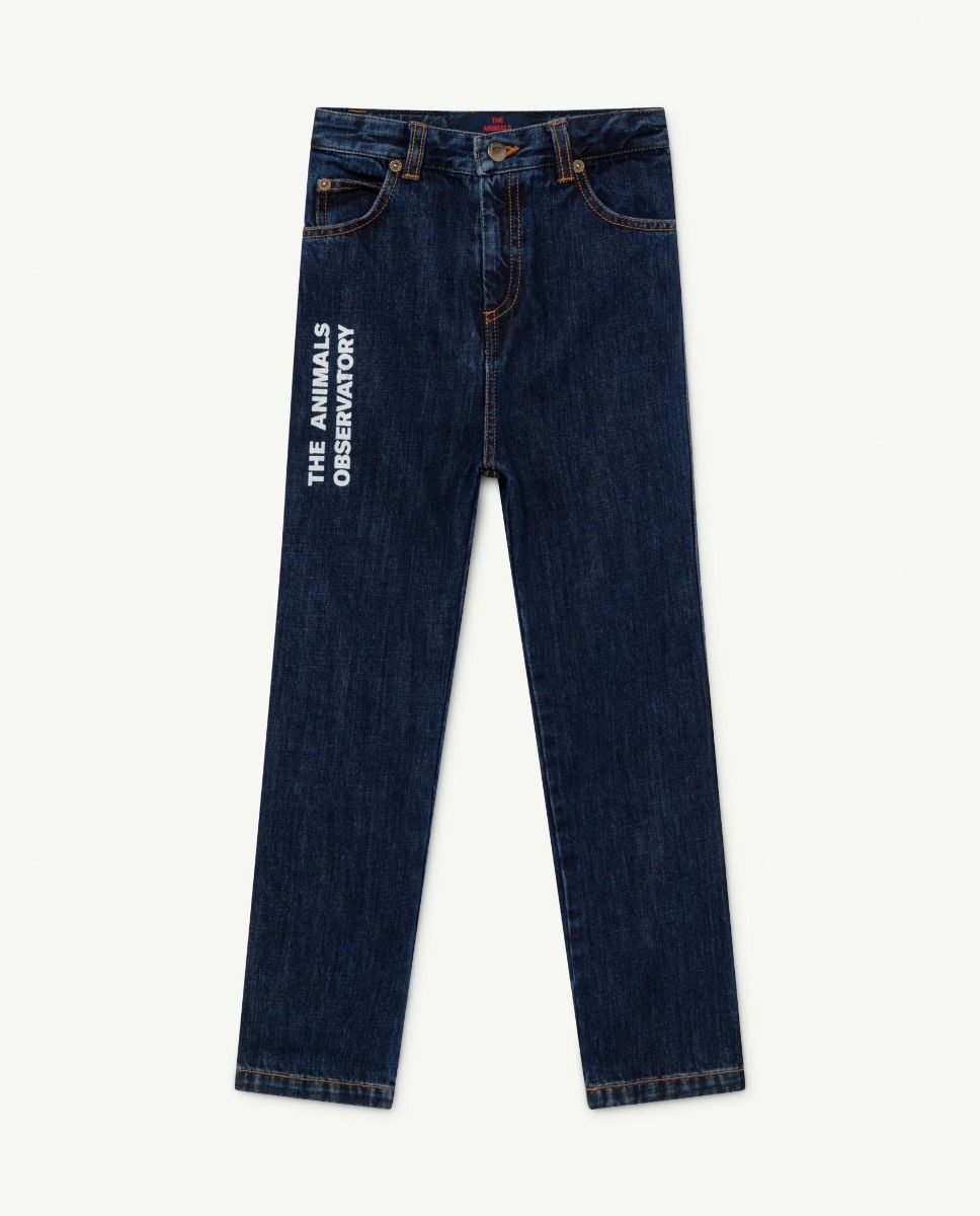 Denim The Animals Ant Trousers img-1