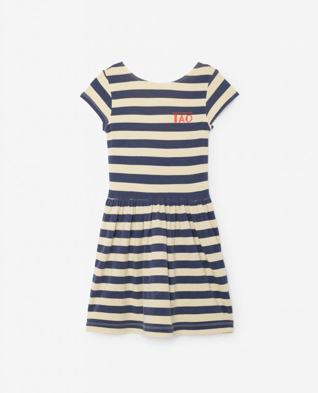 Stripes Sparrow Dress