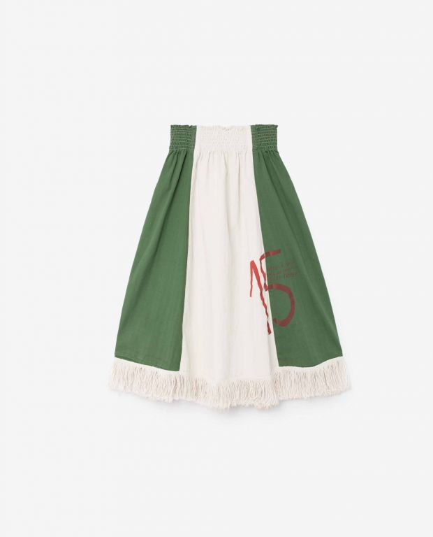 Green Pelican Skirt