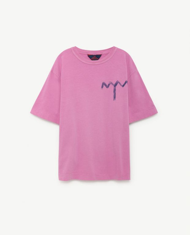 Pink Rooster T-Shirt