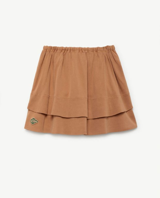 Brown Seamstress Skirt