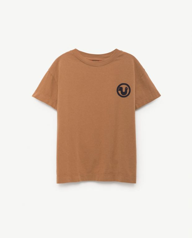 Brown Rooster T-Shirt