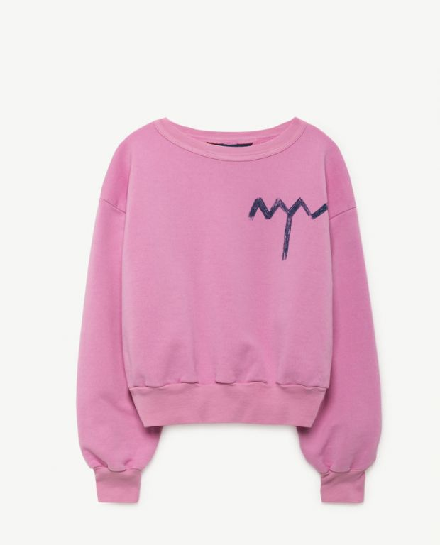 Pink Bear Sweatshirt
