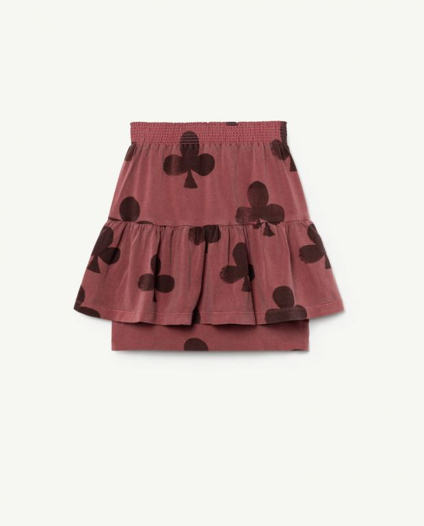 Poker Slug Skirt