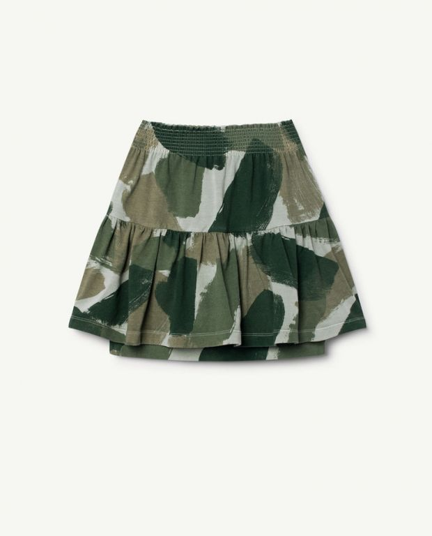 Jungle Slug Skirt