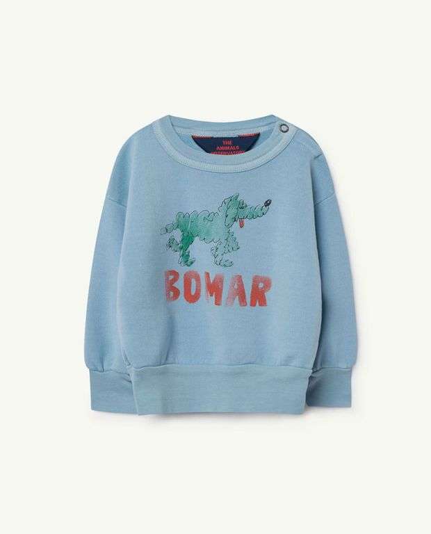 Bomar Bear Sweatshirt