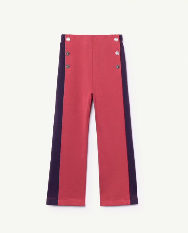 Red Magpie Pants