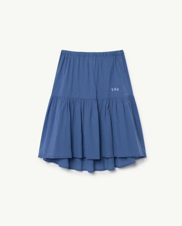 Blue Bird Skirt