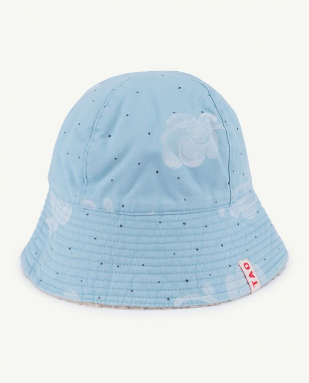 Blue Starfish Kids Hat