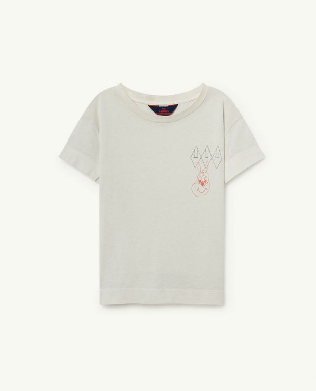 White Rooster T-Shirt