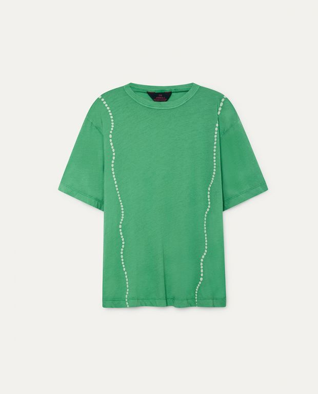 Big Green Rooster T-Shirt