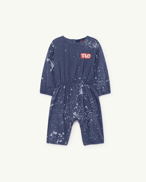 Blue Meerkat Jumpsuit