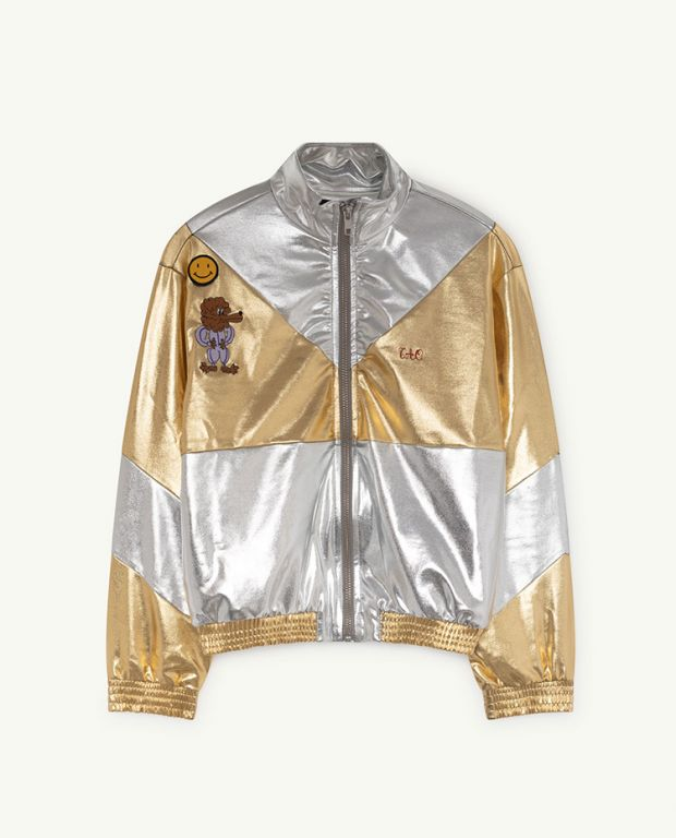 Golden Fox Jacket
