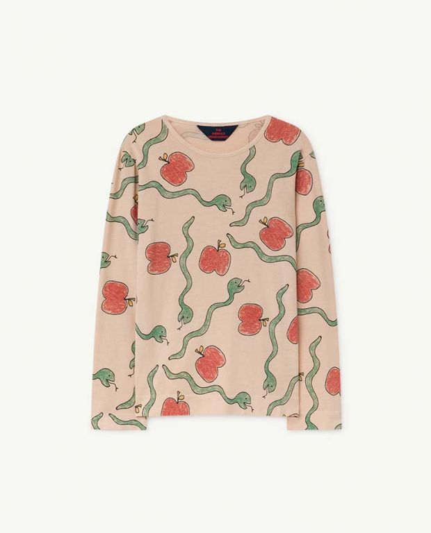 Apples and Snakes Eel Long Sleeve Shirt