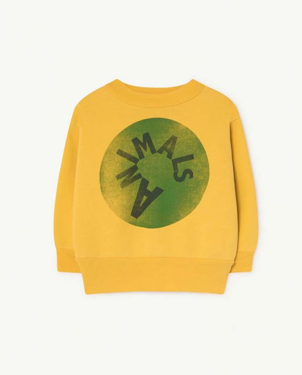 Yellow Bear Sweatshirt