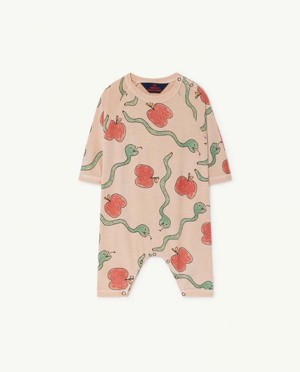 Apples and Snakes Owl Pyjamas