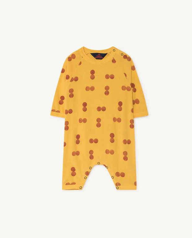 Yellow Owl Pyjamas