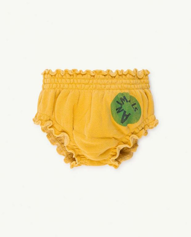 Yellow Animals Toads Culotte