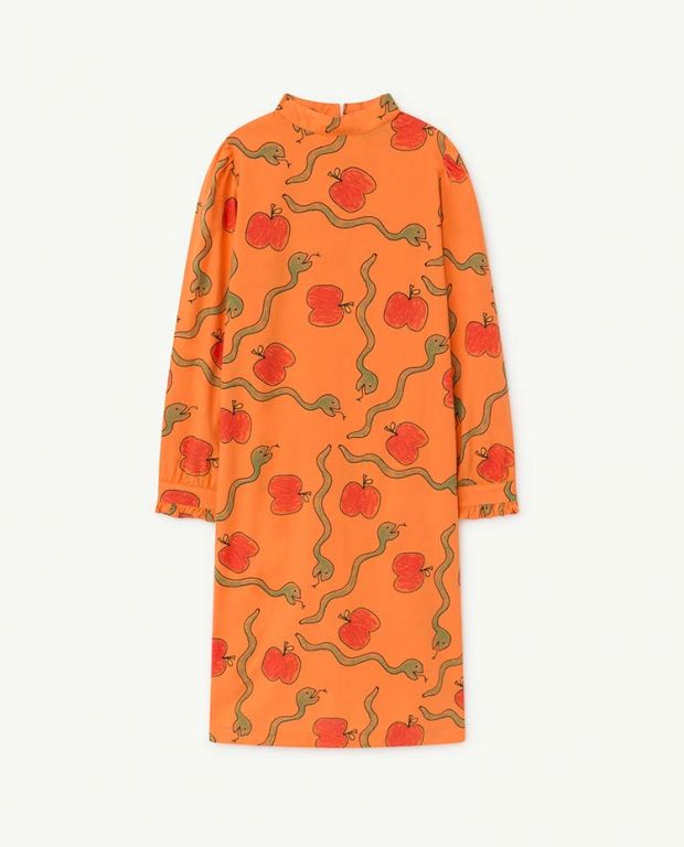 Apples and Snakes Triton Dress