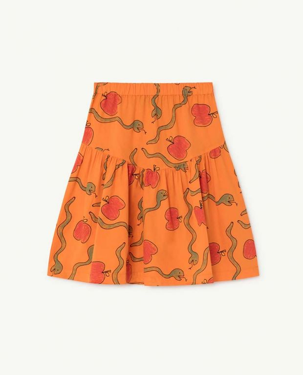 Apples and Snakes Turkey Skirt