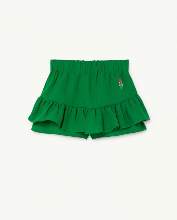 Green Grass Kiwi Skirt
