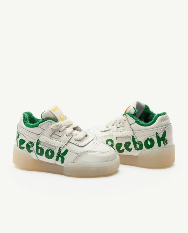 Reebok Classic x The Animals Observatory Workout Plus Green Baby