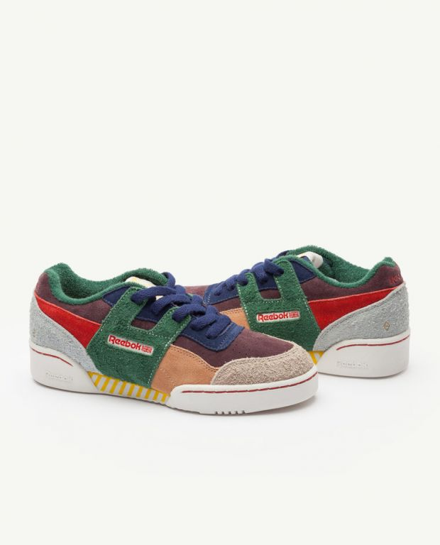 Reebok Classic x The Animals Observatory Workout Plus Multicolor Kid