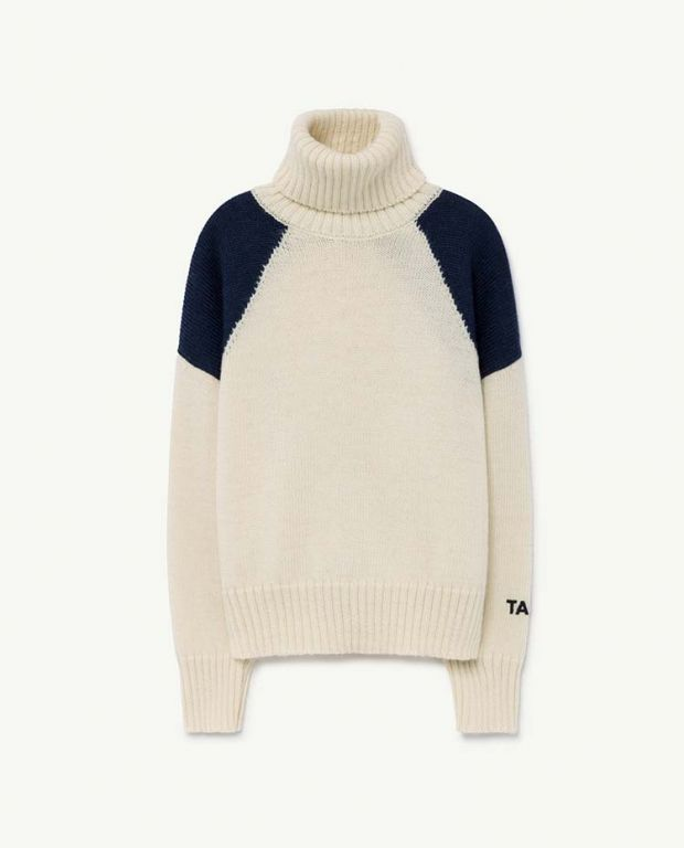 Blue Condor Sweater